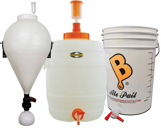 Braumeister fermenters